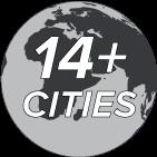 Mideast/Africa Cities